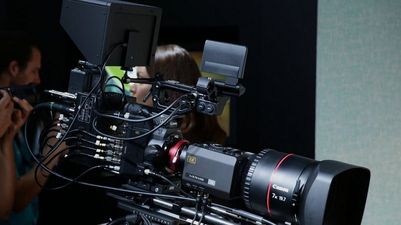 8k camera cinema system - photokina - canon europe